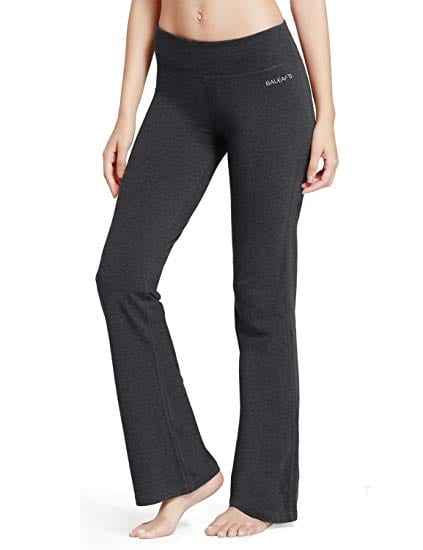 Baleaf Women's Yoga Bootleg Pants