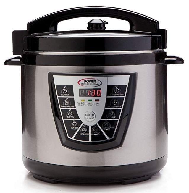 XL 8 Quart Cooker