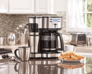Single-Serve Coffee Maker Hamilton Beach