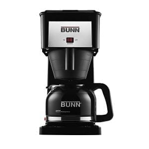 The 10-Cup BUNN GRB Coffee Maker