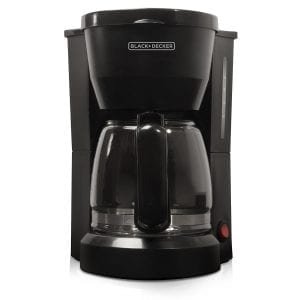 The 5-Cup Black Decker