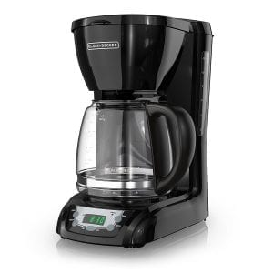 The Programmable Black Decker 12-Cup