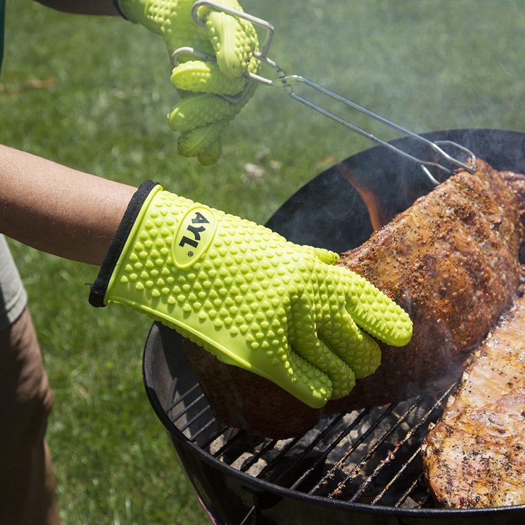 AYL Silicones Cooking Heats Resistant Gloves