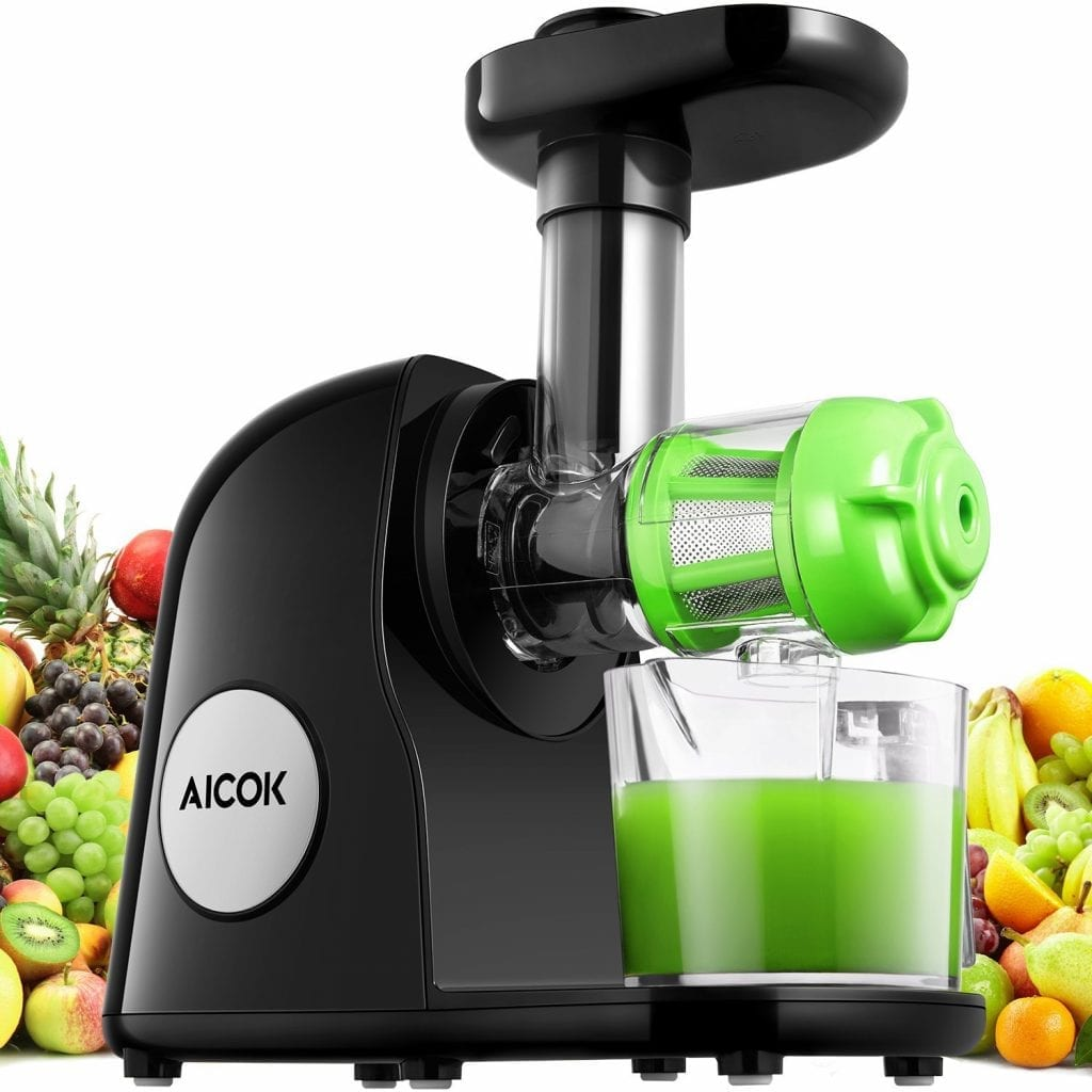 Aicok Slow Juicer Machine