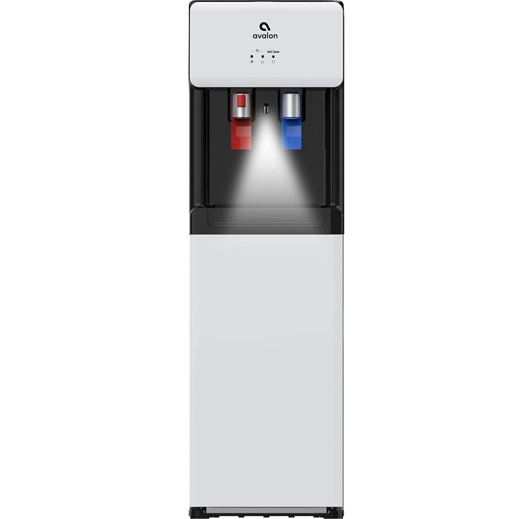 Avalon Bottoms Loading Water Coolers Dispenser