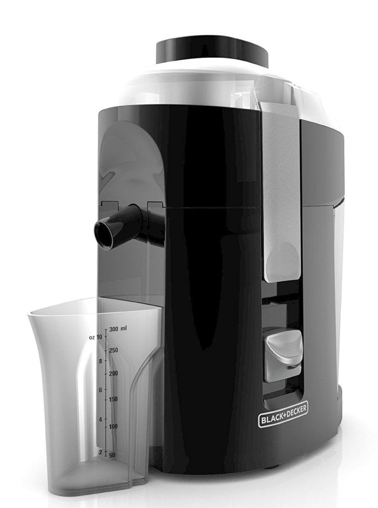 Black+Decker Juicer Machine
