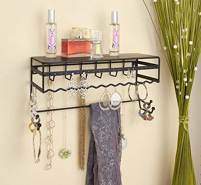 Top 10 Best Hanging Jewelry Organizers - All Top Ten Reviews