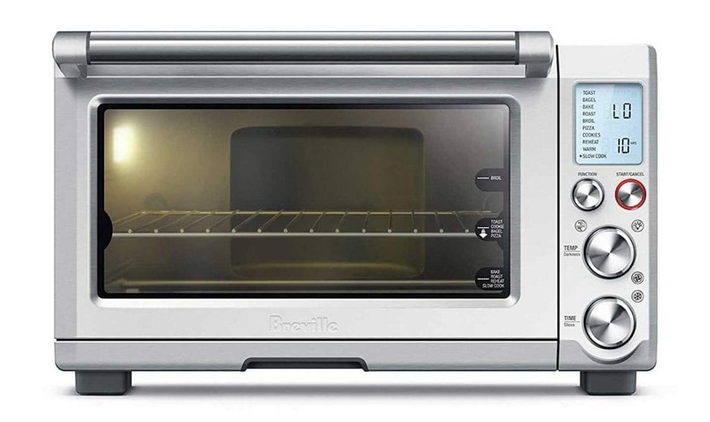 Breville BOV845BSS Smart Oven Pro With Element IQ