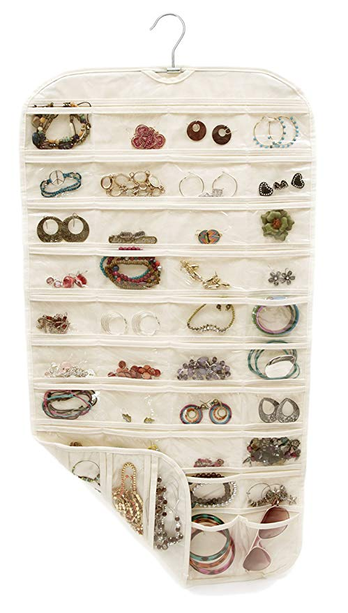 Closet Complete Hanging Jewelry Organizer