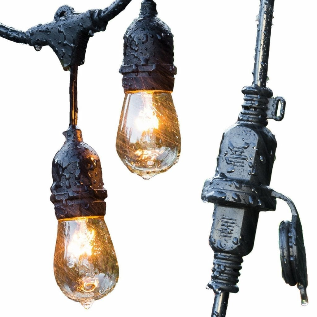 ConClarity Advanced String Lights for Outdoors