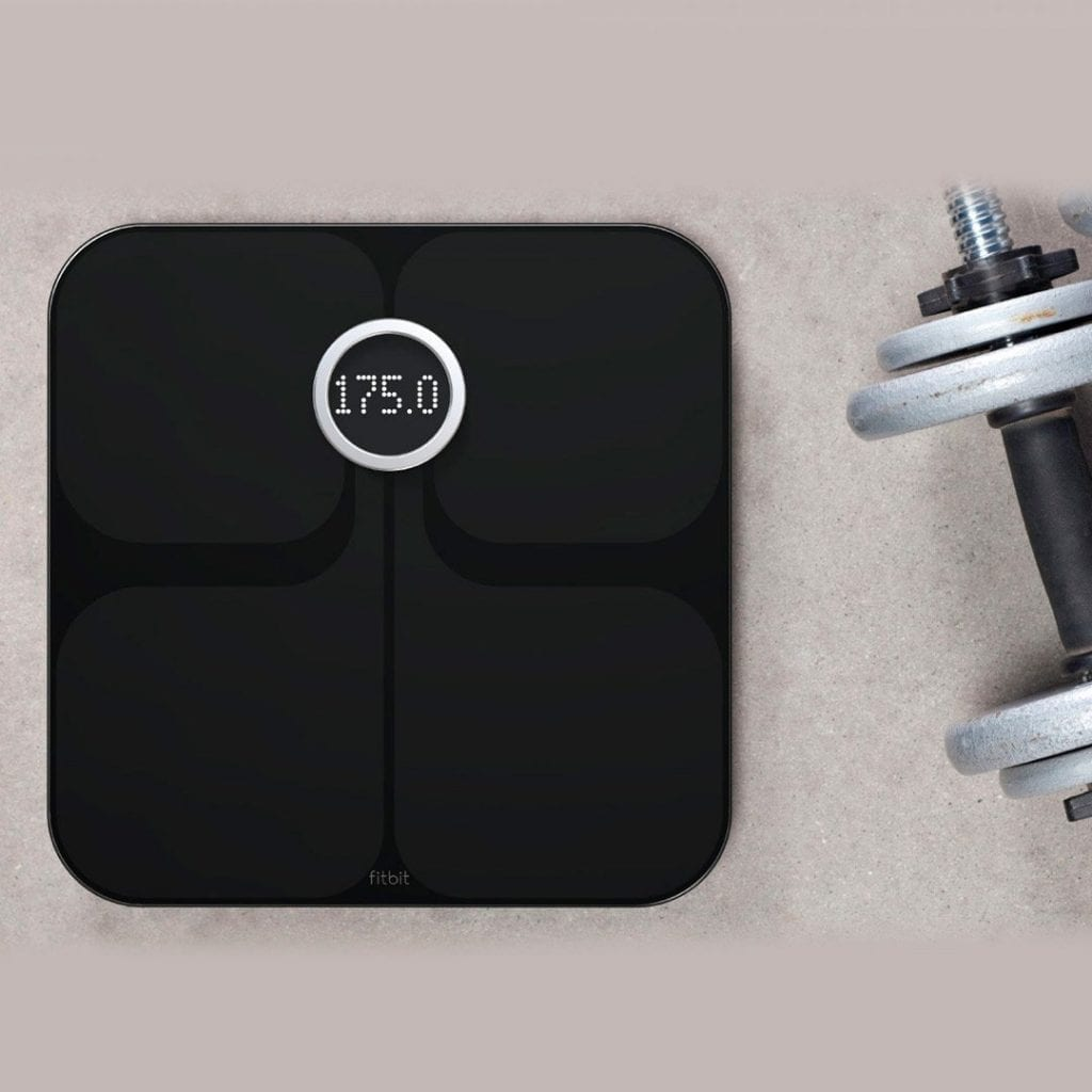 Fitbit Aria WiFi Fat Scale