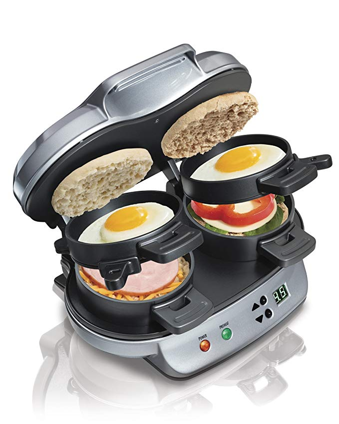 Hamilton Beach Double Sandwich Maker