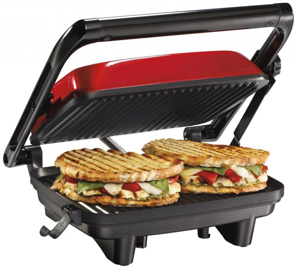 Hamilton Beach 25462Z Sandwich Maker