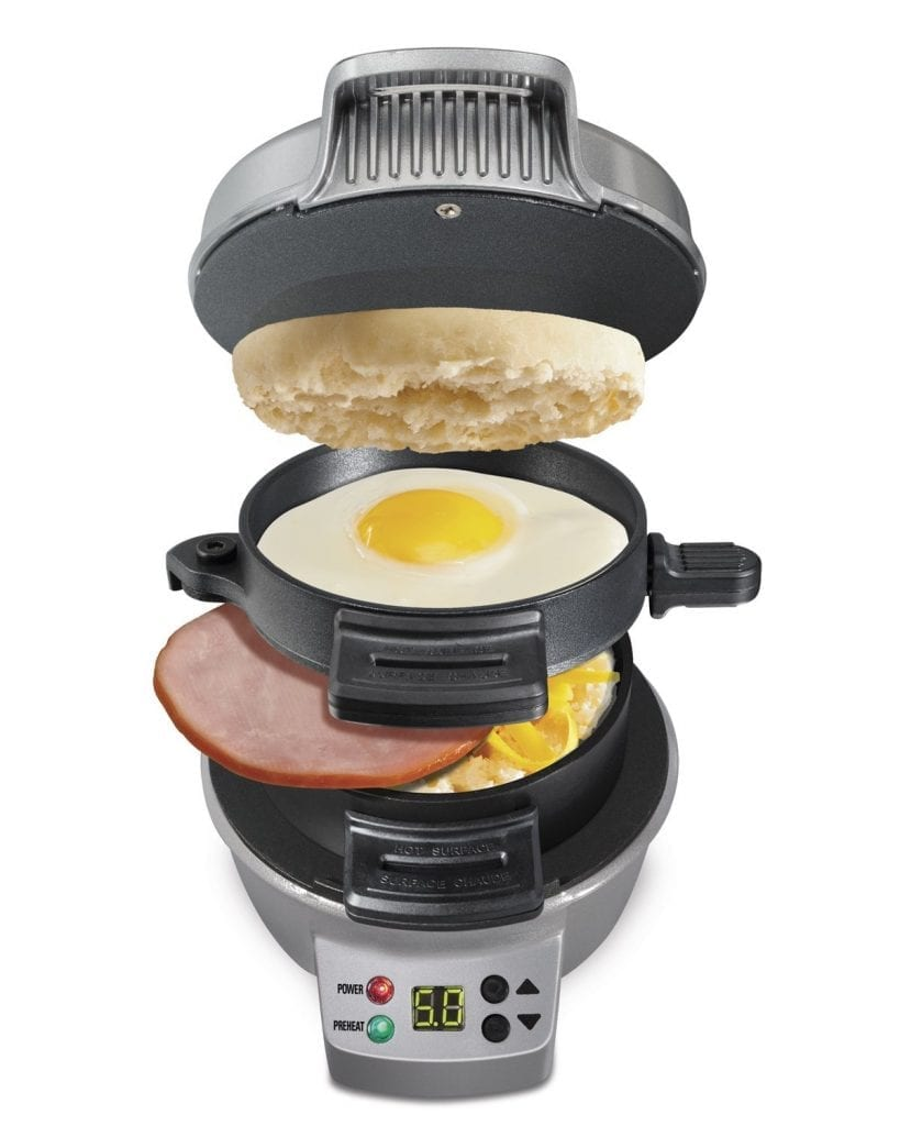 Hamilton Beach 25478 Sandwich Maker