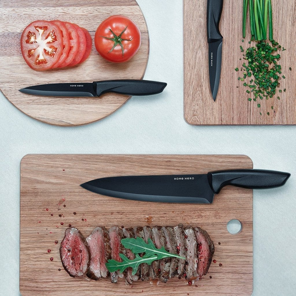 Home Hero Stainless Steel Kitchen Knife Set