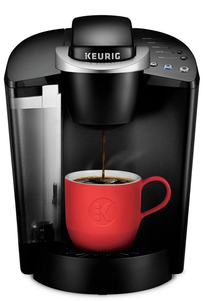 K-Classic Coffee Maker, Programmable, Single Serve, K-Cup Pod, Black from Keurig K55