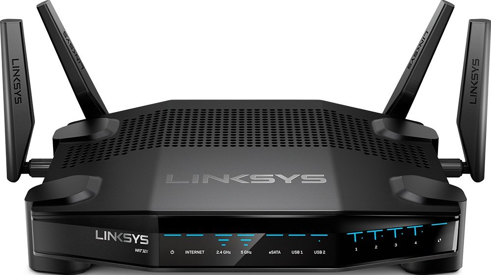 Linksys WRT32X Gaming Router