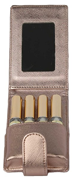 Lipstick Lip Gloss Pouch and Carrying Case