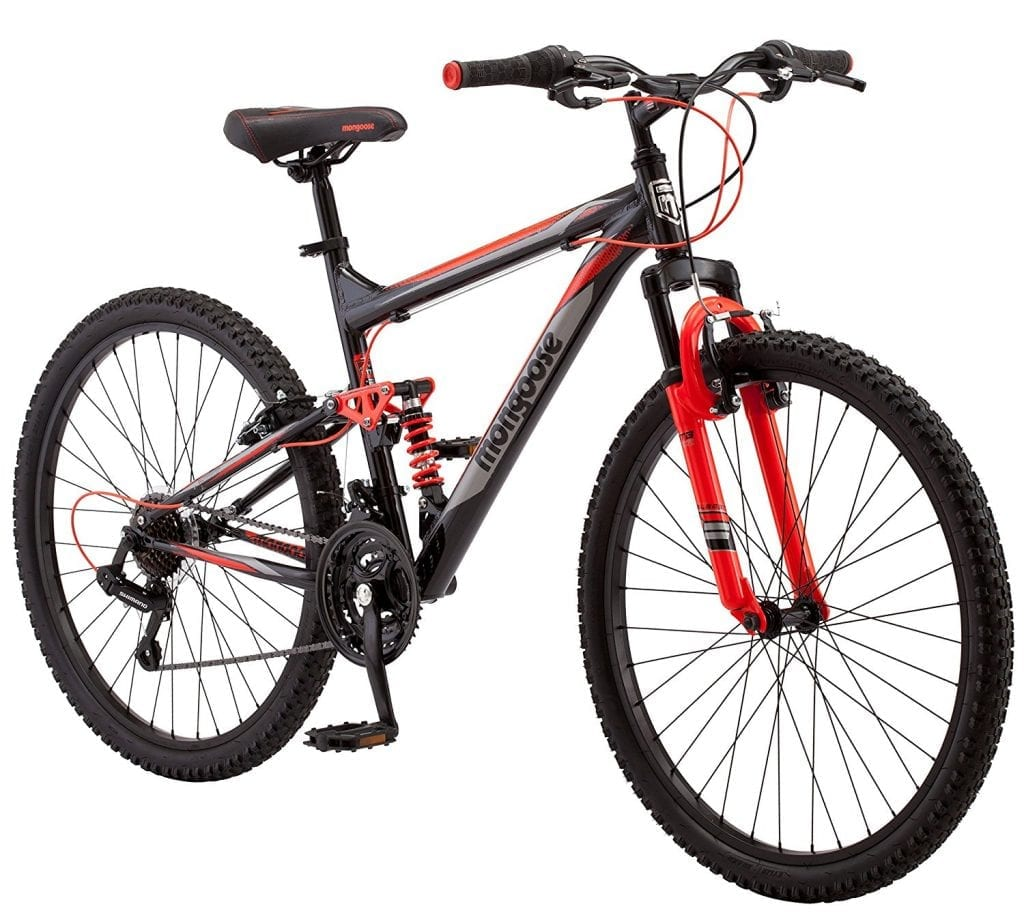 Mongoose Status 2.2 Mountain Bike: