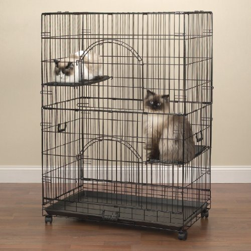 ProSelect Customizable Cat Cage