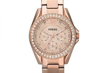Riley Fossil Watch Women