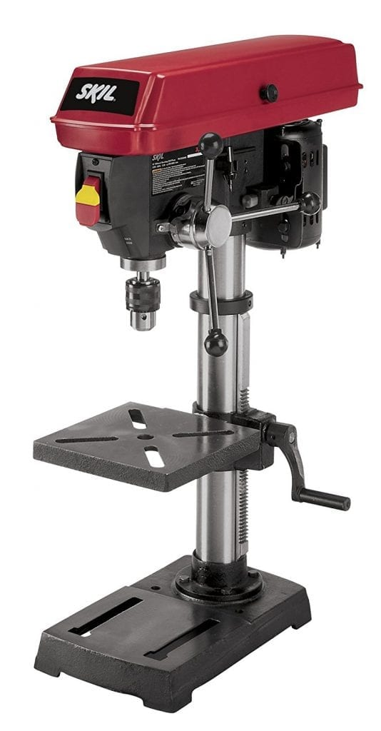 SKIL 3320-01 10-Inch 3.2 Amp Drill Press