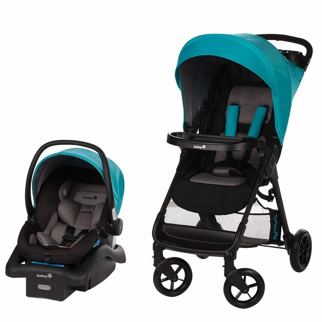 Safety 1st Smooth Ride Travel System Baby Stroller