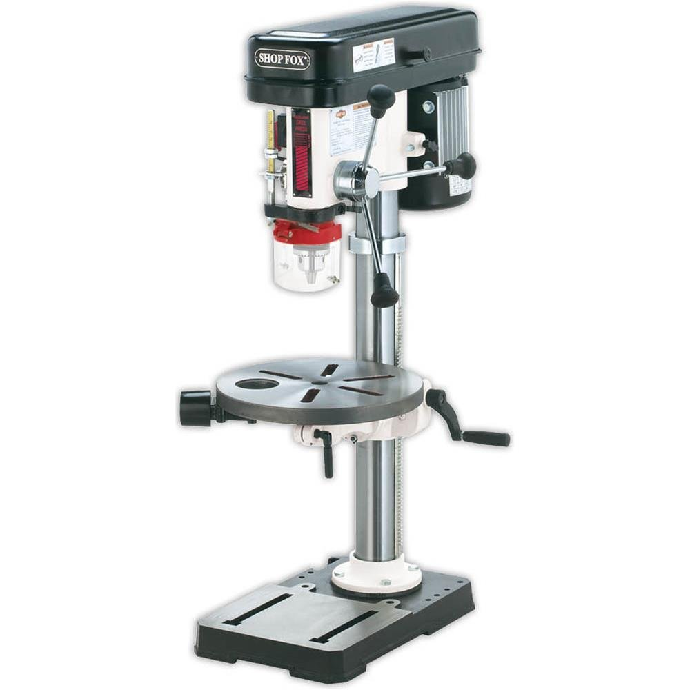 Shop Fox W1668 Bench-Top Oscillating 3/4 HP Drill Press