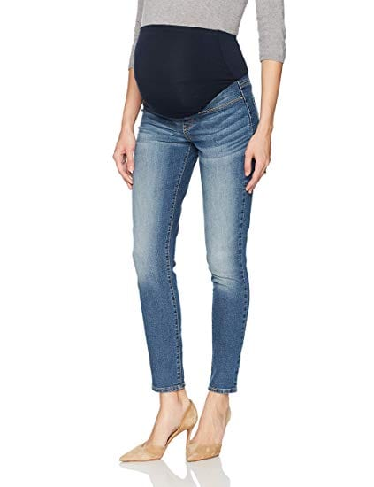 Signature by Levi Strauss Maternity Skinny Jeans