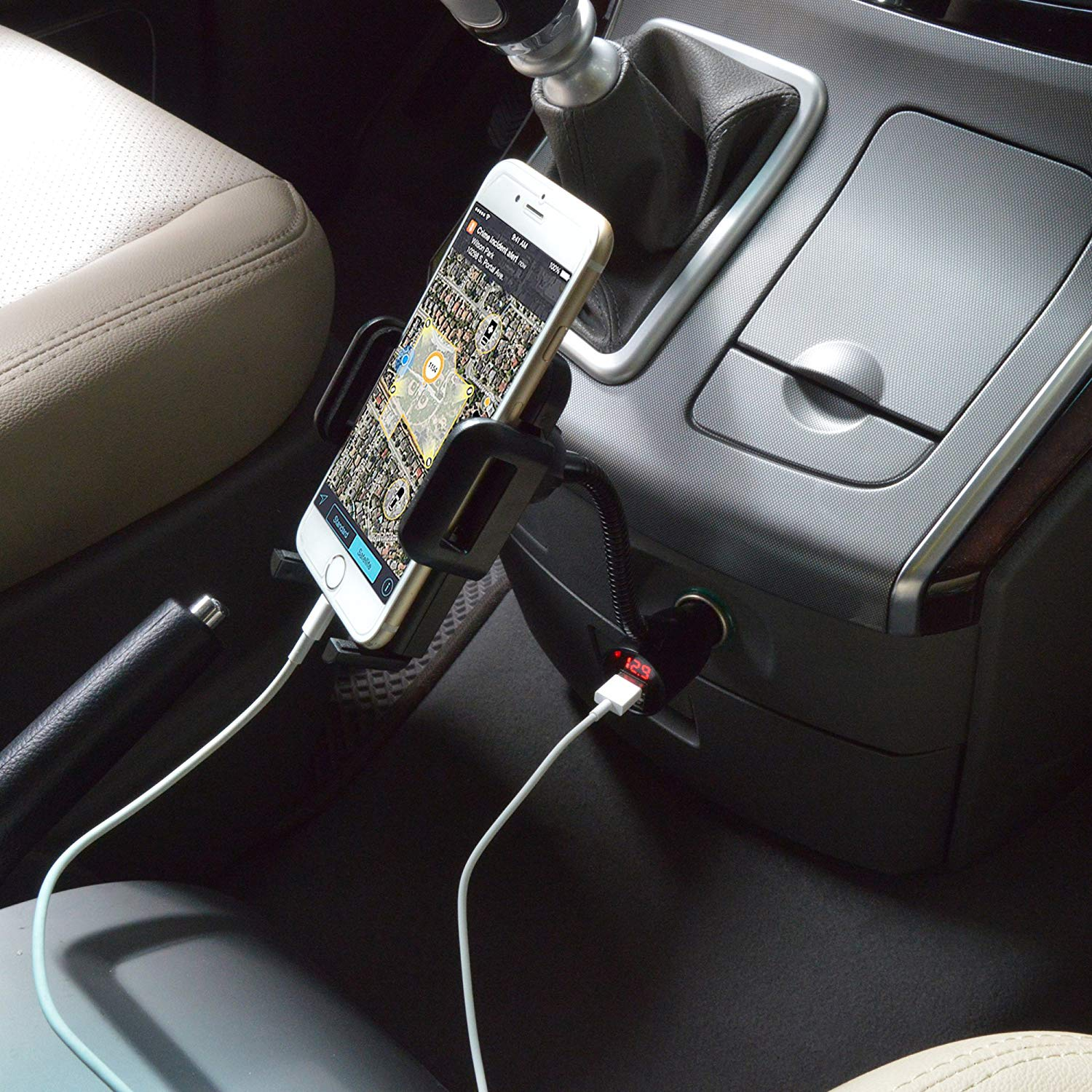 f8c91130788383 Top 10 Phone Holder For Cars in 2019 - All Top Ten Reviews