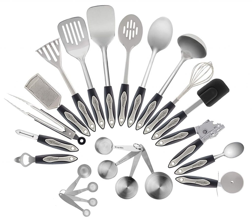 Stainless Steel Kitchens Utensils Set
