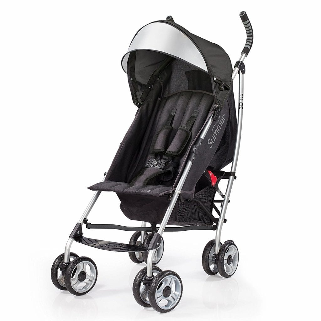 Summer Infant 3D Lite Baby Stroller