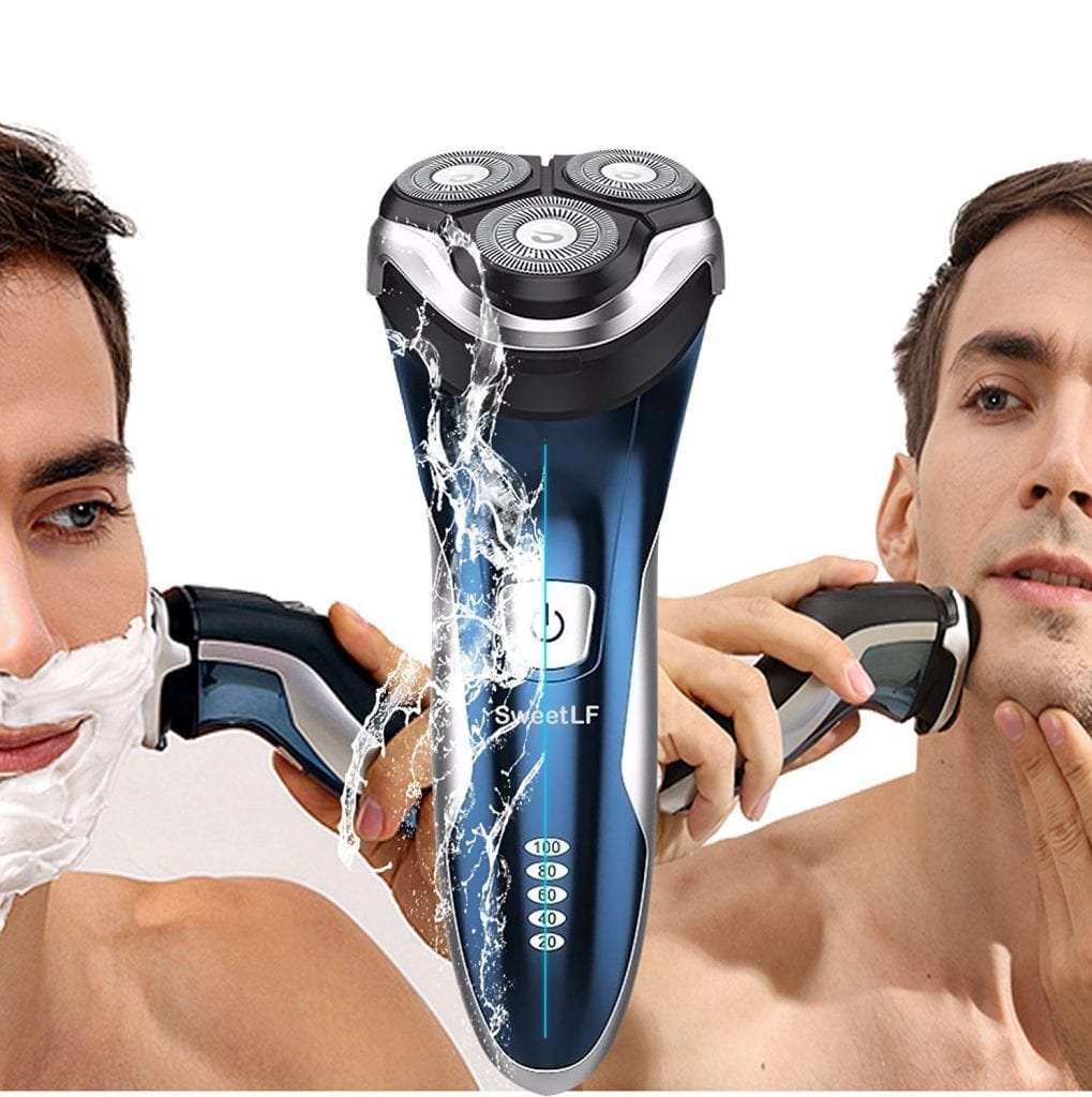 Sweet LF 3D Rechargeable Electric Shaver