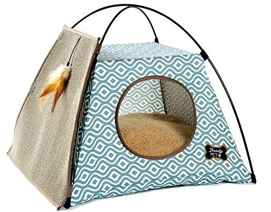 Trendy Pet Cat Tent