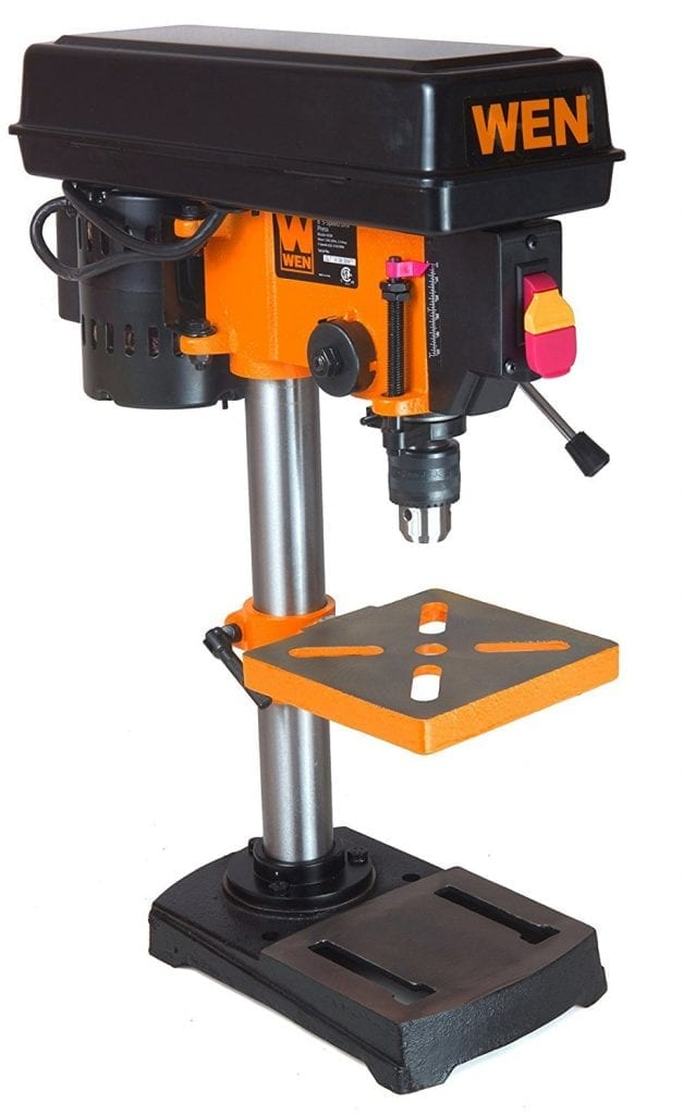 WEN 4208 5-Speed 8 in. Drill Press