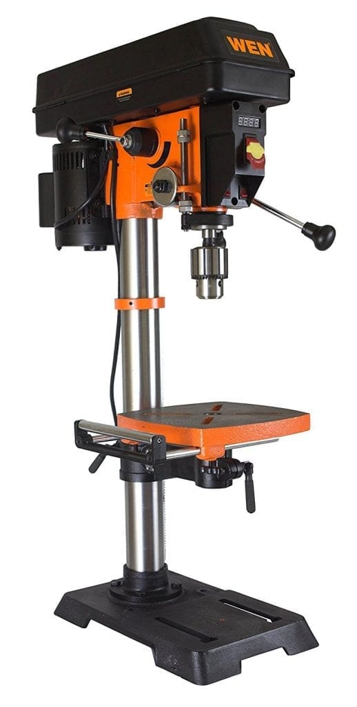 WEN 4214 Variable Speed 12-Inch Drill Press