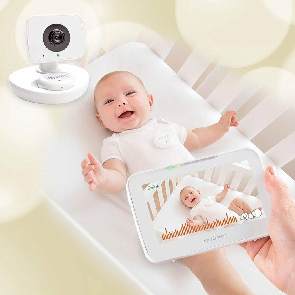 Baby Delight Movement, Video, And Positioning Monitor