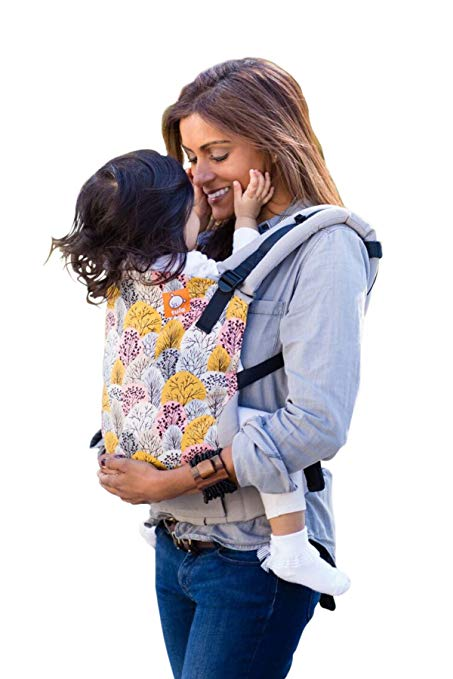 a977ed8bfd5 Top 10 Best Baby Carriers in 2018 - All Top Ten Reviews