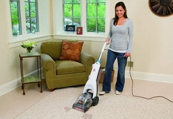 Bissell ReadyClean 40N7 Full Sized Corded Carpet Cleaner