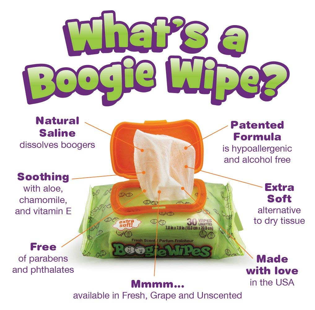Boogie Baby Wipes