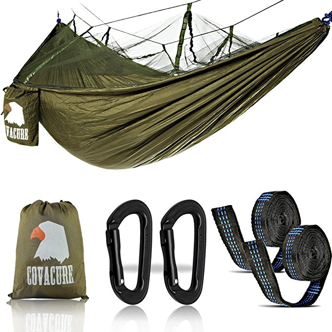 Covacure Lightweight Portable Camping Hammock