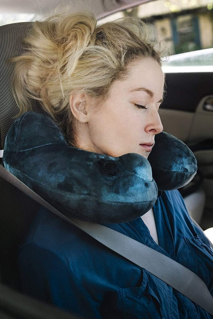 Daydreamer Inflatable Neck Travel Pillow