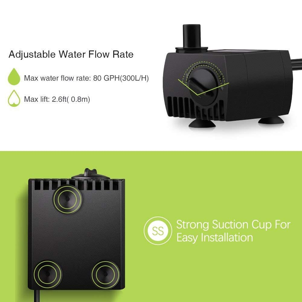 Homasy Water Pump