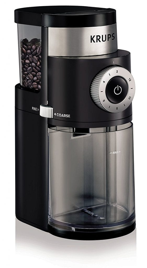 KRUPS GX5000 Electric Coffee Grinder