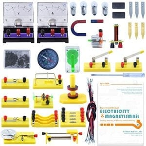 LERBOR STEM Physics Science Lab Basic Circuit Learning Kit