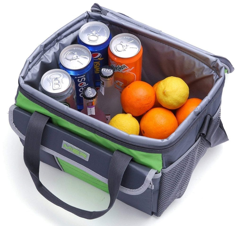 MIER Insulated Large Lunch Bag