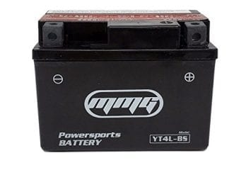MMG YTX4L-BS 4L-BS 12v Battery