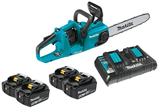 Makita XCU03PT1 Cordless Chain Saw