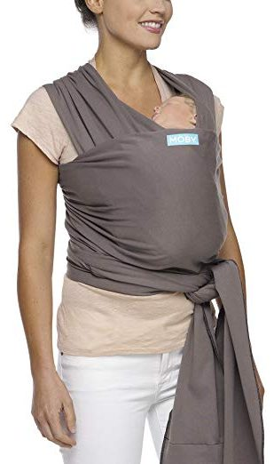 Moby Wrap, 100% Cotton Baby Carrier