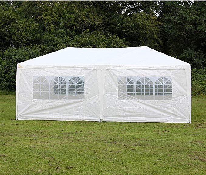 Palm Springs 10 x 20 Feet Party Canopy Tent